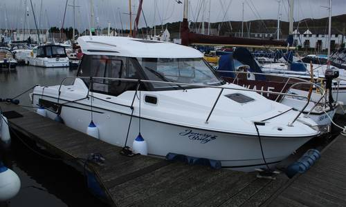 Image of Jeanneau Merry Fisher 795 for sale in United Kingdom for £54,950 Conwy Marina, United Kingdom