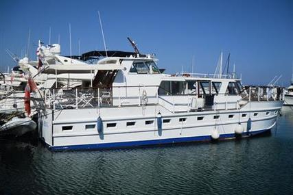 Thornycroft 62ft MOTOR YACHT for sale in Italy for £75,000
