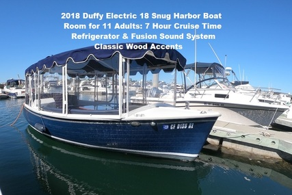 Duffy Electric Boats Snug Harbor for sale in United States of America for $34,900 (£26,595)