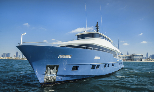 Image of Nomad Yachts 95 SUV for sale in United Arab Emirates for $5,808,220 (£4,170,445) Dubai, United Arab Emirates
