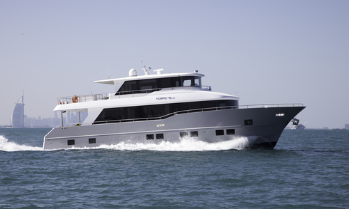 Image of Nomad Yachts 75 SUV for sale in United Arab Emirates for $3,281,370 (£2,563,690) Dubai, United Arab Emirates
