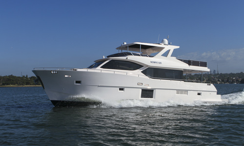 Image of Nomad Yachts 65 for sale in United Arab Emirates for $1,616,720 (£1,303,943) Dubai, United Arab Emirates