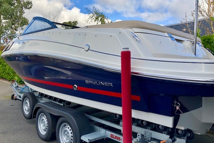 Bayliner VR5 Cuddy for sale in Ireland for €49,000 (£44,896)