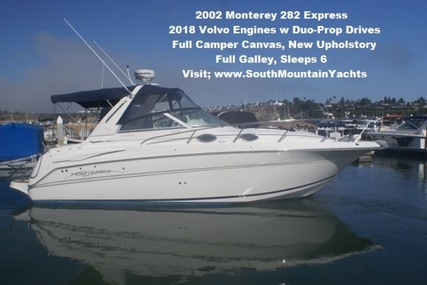 Monterey 282 Cruiser for sale in United States of America for 37 900 $ (27 851 £)