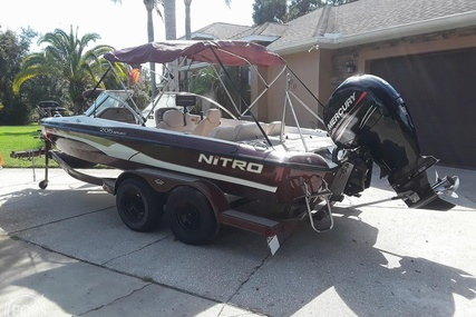 Nitro 205 Sport for sale in United States of America for $16,550 (£12,772)