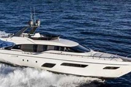 Ferretti 700 for sale in Italy for €1,650,000 (£1,456,144)