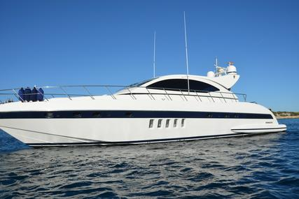 Mangusta 72 for sale in Spain for €720,000 (£614,387)