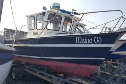 Hardy Marine Fisher 24 for sale in Ireland for €25,000 (£22,373)