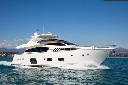 Ferretti 800 HT for sale in Netherlands for €2,450,000 (£2,033,060)