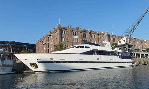 Image of Azimut Yachts 90 for sale in Netherlands for €495,000 (£414,098) Netherlands