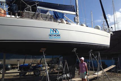 Wauquiez Centurion 40S for sale in Spain for €109,000 (£98,266)