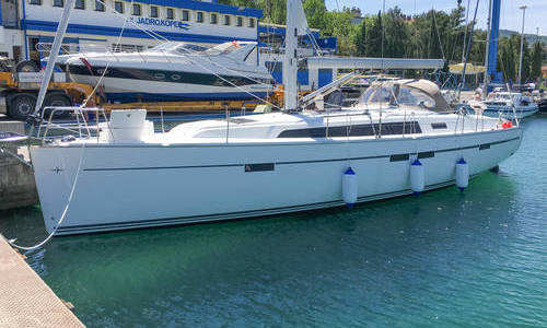 Image of Bavaria Yachts Cruiser 46 for sale in Greece for €285,000 (£256,715) Preveza, , Greece