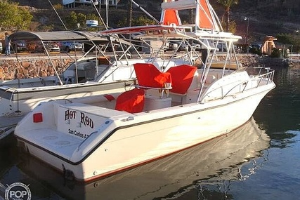 Pursuit 2870 for sale in Mexico for $55,500 (£45,151)