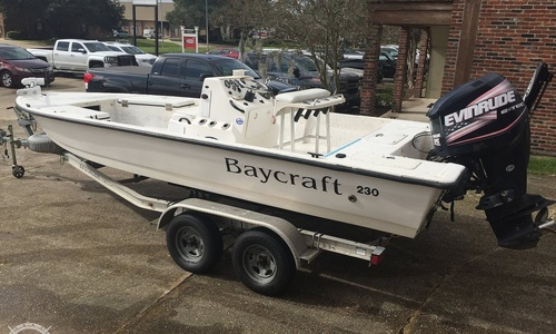 Image of Starkey's Fiberglass Products Baycraft 230 for sale in United States of America for $14,900 (£11,691) Baton Rouge, Louisiana, United States of America
