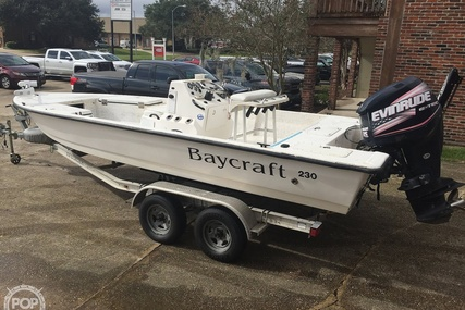 Starkey's Fiberglass Products Baycraft 230 for sale in United States of America for $14,900 (£11,597)