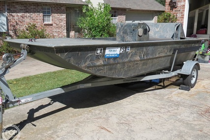 Leblanc Boat Works 16 Custom Duck hunter for sale in United States of America for $14,250 (£11,049)