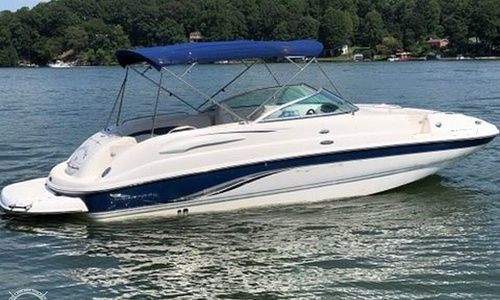 Image of Chaparral 243 Sunesta for sale in United States of America for $17,250 (£14,062) Taylorsville, North Carolina, United States of America