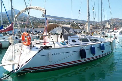 Jeanneau Sun Fast 35 for sale in Italy for €44,000 (£37,664)