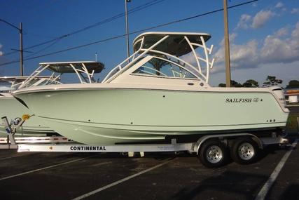 Sailfish 245 DC for sale in United States of America for $109,890 (£85,585)
