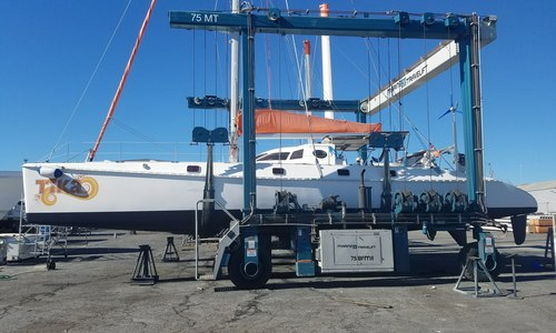 Image of Outremer 55 Standard for sale in  for €380,000 (£315,937) WA,