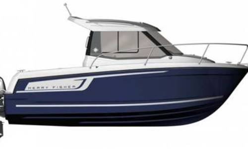 Image of Jeanneau Merry Fisher 605 for sale in United Kingdom for £35,600 Conwy Marina, United Kingdom