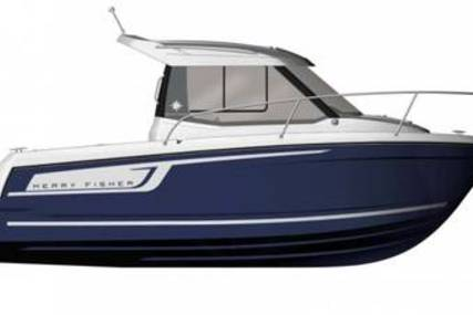 Jeanneau Merry Fisher 605 Legend for sale in United Kingdom for £42,950