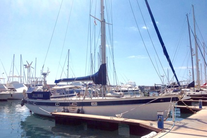 Hallberg-Rassy 42 E for sale in Spain for €95,000 (£85,187)
