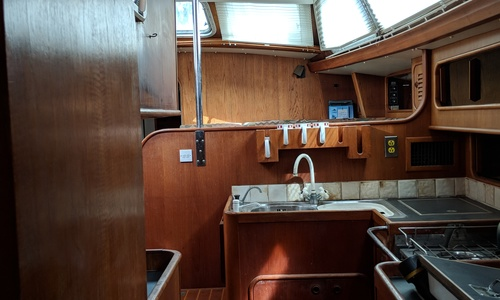 Image of OYSTER MARINE OYSTER 53 for sale in France for £120,000  Méditerranée, France