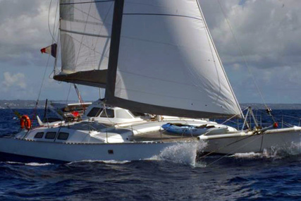 Outremer 40 for sale in Netherlands for €90,000 (£76,798)
