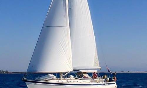 Image of Hallberg-Rassy 43 for sale in Greece for €295,000 (£266,491) Preveza, , Greece