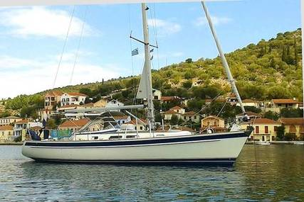 Hallberg-Rassy 43 for sale in Greece for €279,500 (£248,688)