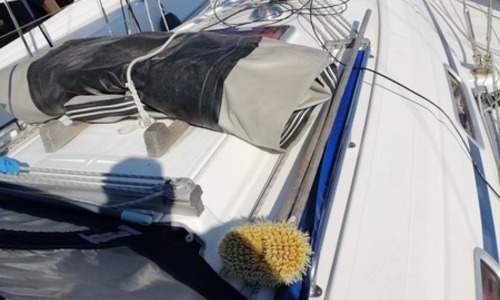 Image of Bavaria Yachts 36 Cruiser for sale in Spain for €53,000 (£48,582) Cartagena, Murcia, Spain