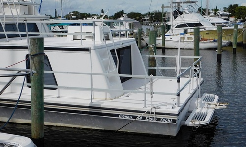 Image of Gibson 44 Cabin Yacht for sale in United States of America for $68,000 (£52,435) Stuart, Florida, United States of America