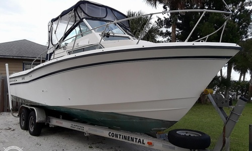 Image of Grady-White Sailfish 25 for sale in United States of America for $13,250 (£10,712) Titusville,, Florida, United States of America