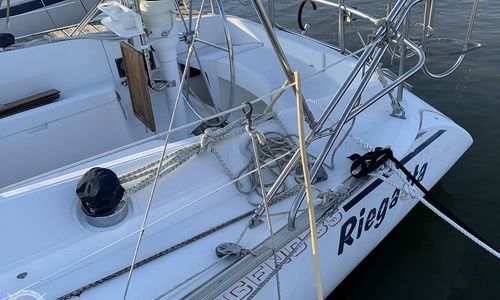 Image of Hunter Legend 35 for sale in United States of America for $17,500 (£13,549) Gordonville, Texas, United States of America