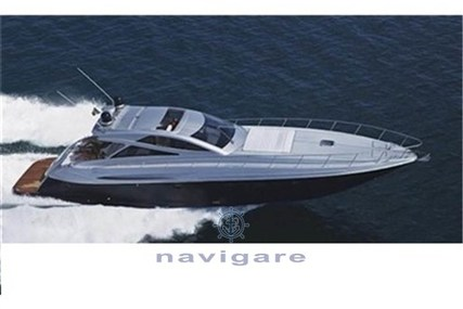 Alfamarine 60 hard top for sale in Italy for €470,000 (£422,514)