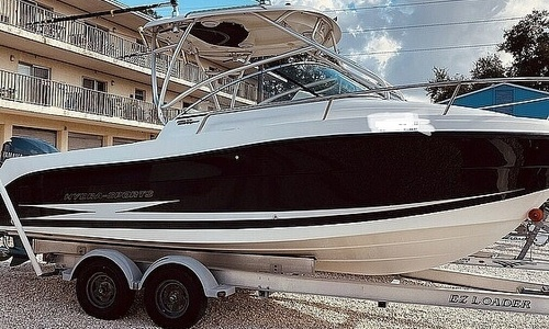 Image of Hydra-Sports 2200VX Express for sale in United States of America for $39,000 (£29,915) Merritt Island, Florida, United States of America