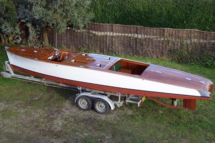 Brooke Marine Fast Launch for sale in United Kingdom for £34,500 ($44,960)