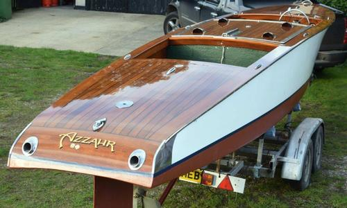 Image of Brooke Marine Fast Launch for sale in United Kingdom for £34,500 Henley on Thames, United Kingdom
