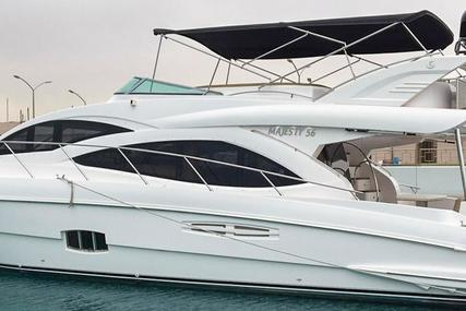 Majesty 56 for sale in Kuwait for $970,000 (£748,549)