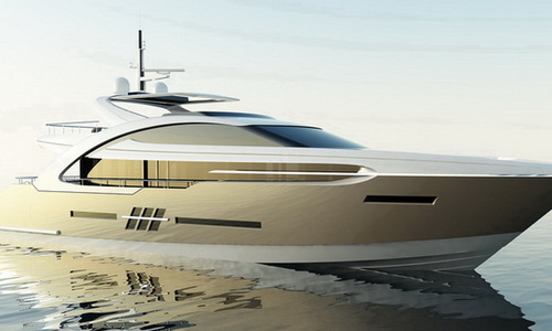 Image of Elegance Yachts 122 for sale in Germany for €11,995,000 (£10,325,296) Germany