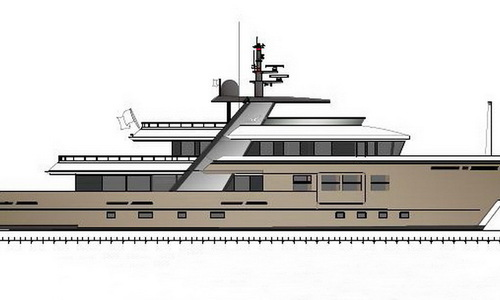 Image of Bandido Yachts 132 (New) for sale in Germany for €16,900,000 (£15,516,545) Germany