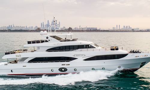 Image of Majesty Majesty 125 for sale in United Arab Emirates for €8,900,000 (£8,042,362) Dubai & , United Arab Emirates