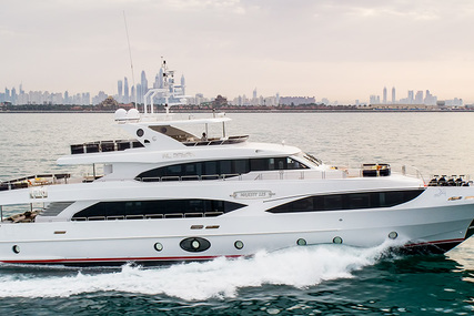 Majesty Majesty 125 for sale in United Arab Emirates for €8,900,000 (£8,020,475)