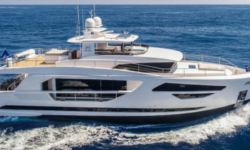 Image of Horizon FD85 for sale in Spain for €6,500,000 (£5,955,653) Mediterranean Spanish mainland, Spain