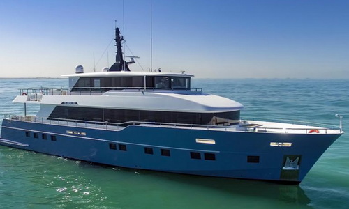 Image of Nomad Yachts 95 SUV (New) for sale in United Arab Emirates for €5,416,000 (£4,942,824) Dubai & , United Arab Emirates