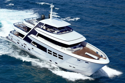 Bandido Yachts 100 (New) for sale in Germany for €9,300,000 (£8,089,981)
