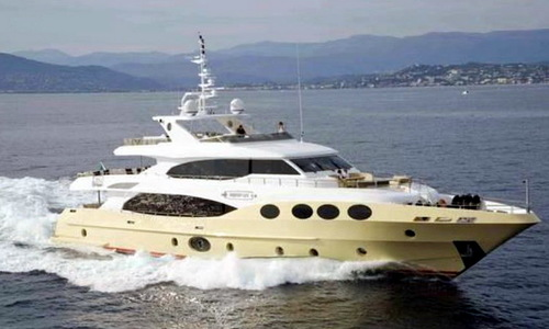 Image of Majesty Majesty 125 for sale in Spain for €4,800,000 (£4,297,071) Mediterranean Spanish mainland, Spain