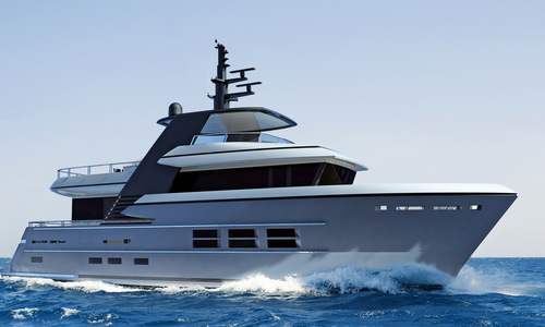 Image of Bandido Yachts Bandido 80 (New) for sale in Germany for €5,900,000 (£5,290,578) Germany
