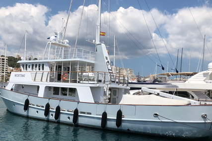 Norwegian Supply Vessel Round Bilge Explorer for sale in Spain for €2,500,000 (£2,246,727)